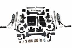 "Suburban 3/4 Ton 4WD - 2001-2010 - BDS Suspension - BDS Suspension 4-1/2"" Coil-Over Lift Kit - 01-10 Chevy/GMC HD Truck & SUV 4WD - 740FDSC"