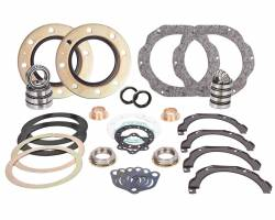 Ball Joints & Knuckle Service Kits - Toyota Knuckle Service Kits - Trail-Gear FJ80 Knuckle Rebuild Kit W/ Bearings