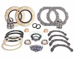 TOYOTA - Toyota Landcruiser 80 Series 91-97 - TRAIL-GEAR - Trail-Gear FJ80 Knuckle Rebuild Kit W/ Bearings