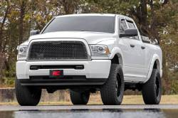 Rough Country - Rough Country DODGE MESH GRILLE (13-18 RAM 2500/3500) - 70150 - Image 3