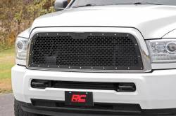 Rough Country - Rough Country DODGE MESH GRILLE (13-18 RAM 2500/3500) - 70150 - Image 4