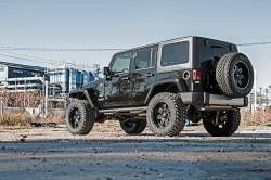 Rough Country - Rough Country 3.5IN JEEP SUSPENSION LIFT KIT | CONTROL ARM DROP (07-18 WRANGLER JK) *Select Model & Shock Options* - 69330,69330V - Image 2