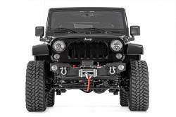 Rough Country - Rough Country 3.5IN JEEP SUSPENSION LIFT KIT | CONTROL ARM DROP (07-18 WRANGLER JK) *Select Model & Shock Options* - 69330,69330V - Image 5