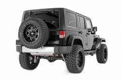 Rough Country - Rough Country 3.5IN JEEP SUSPENSION LIFT KIT | CONTROL ARM DROP (07-18 WRANGLER JK) *Select Model & Shock Options* - 69330,69330V - Image 6