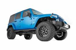 Rough Country - Rough Country 3.5IN JEEP SUSPENSION LIFT KIT | CONTROL ARM DROP (07-18 WRANGLER JK) *Select Model & Shock Options* - 69330,69330V - Image 7