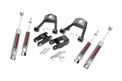 """1986.5-1997 Nissan Hardbody - Rough Country - Rough Country - Rough Country 1.5-2"""" Suspension Lift Kit for 1986.5-1997 Nissan Hardbody- 80530"""