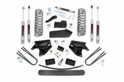 "1980-1996 Ford Bronco - Rough Country - Rough Country - Rough Country 6"" Suspension Lift Kit for Ford 1980-96 F-150 / Bronco - 470.20"