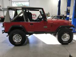 """Rough Country - Rough Country 1987-1995 Jeep Wrangler YJ 2.5"""" Suspension Lift Kit - Image 2"""