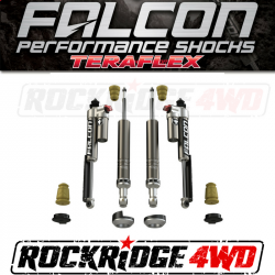 Suspension & Components - UNIVERSAL Suspension Build Components - TeraFlex - 16+ - Current Toyota Tacoma Falcon Sport Tow/Haul Shock Absorber System - 08-04-32-400-002