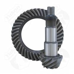 Ring & Pinion Sets - Jeep - Yukon Gear & Axle - High performance Yukon replacement Ring & Pinion gear set for Dana 30 JK Short Reverse Pinion in a 3.73