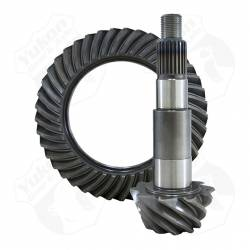 Ring & Pinion Sets - Jeep - Yukon Gear & Axle - High performance Yukon replacement Ring & Pinion gear set for Dana 44 JK Rubicon in a 5.38 ratio