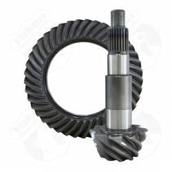Dana Spicer - Dana 44 JK Rear (Including Rubicon) - Yukon Gear & Axle - High performance Yukon replacement Ring & Pinion gear set for Dana 44 JK Rubicon in a 5.38 ratio