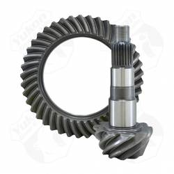 Dana Spicer - Dana 44 Reverse JK Rubicon Front - Yukon Gear & Axle - High performance Yukon replacement Ring & Pinion gear set for Dana 44 Short Pinion Reverse rotation 4.88