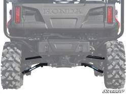 "SuperATV - SuperATV Honda Pioneer 1000 1.5"" Offset High Clearance Rear A Arms - AA-H-PIO1K-1.5-R-HC-02"