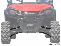 "SuperATV - SuperATV Honda Pioneer 1000 1.5"" Forward Offset High Clearance A Arms - AA-H-PIO1K-1.5-HC-02"