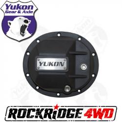 Dana Spicer - Yukon - Yukon Gear & Axle - Yukon Hardcore Differential Cover for Model 35 Differentials - YHCC-M35