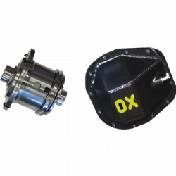 """Ford - 10.25"""" 12 Bolt Rear (Sterling) - OX Locker for Ford 10.5/10.25 35 spline INCLUDES Heavy Duty Differential Cover - F10.5-ALL-35"""