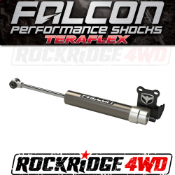 Falcon Shocks - Falcon Nexus EF 2.1 Steering Stabilizer - Stock Tie Rod for Jeep JL/JLU - 09-02-21-110-000