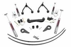 "CHEVY / GMC - 1988-91 Chevy / GMC Blazer, Jimmy Surburban - Rough Country - Rough Country 1988-1999 Chevy / GMC 1500 Pickup / SUV 2-3"" Suspension Lift Kit - 17030"