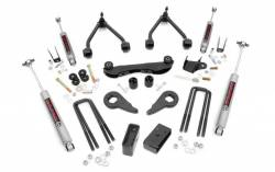"CHEVY / GMC - 1988-91 Chevy / GMC Blazer, Jimmy Surburban - Rough Country - Rough Country Chevy 1988-1999 Chevy/GMC 1500 Pickup / SUV 2-3"" Suspension Lift Kit - 16530"