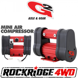 Locker Accessories - OX Locker Cables / Shifters / Actuators - G2 Axle & Gear - G2 Mini Air Compressor - 70-AC1