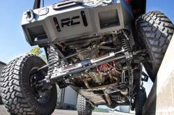 Rough Country - Rough Country 4IN JEEP LONG ARM SUSPENSION LIFT KIT (07-18 WRANGLER JK | 4-DOOR) - 78630,78530 - Image 4