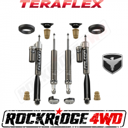 "TOYOTA - Toyota Pickup & 4Runner - Falcon Shocks - Teraflex 2010+ Toyota 4Runner Falcon Sport 2"" Lift Shock Absorber System - 12-04-21-400-002"