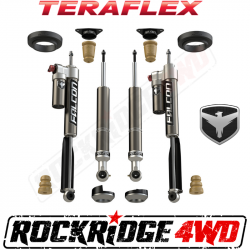 "TOYOTA - Toyota Pickup & 4Runner - Falcon Shocks - Teraflex 2010+ Toyota 4Runner Falcon Sport Tow/Haul 2"" Lift Shock Absorber System - 12-04-32-400-002"