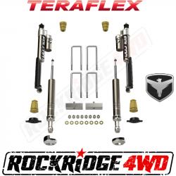 "TOYOTA - 2005-20 Toyota Tacoma - Falcon Shocks - Teraflex 2005-15 Toyota Tacoma Falcon Sport 2"" Lift Shock Absorber System - 08-04-21-400-100"