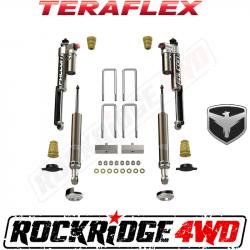 "Falcon Shocks - Teraflex 2005-15 Toyota Tacoma Falcon Sport Tow/Haul 2"" Lift Shock Absorber System - 08-04-32-400-100"