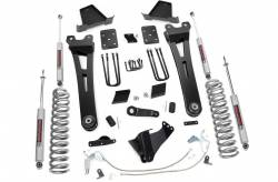2005-16 Ford F250, F350 Super Duty - Rough Country - Rough Country - ROUGH COUNTRY 6IN FORD RADIUS ARM SUSPENSION LIFT KIT (11-14 F-250) - 540.20, 541.20