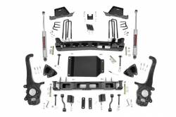 """Rough Country - Rough Country 6"""" Suspension Lift Kit for 2004-2015 Nissan Titan - 875.20-875.23 - Image 2"""