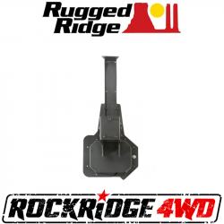 Jeep Wrangler JK 07-18 - Rear Bumpers & Tire Carriers - Rugged Ridge - Rugged Ridge HD TIRE CARRIER WHEEL MOUNT; 07-18 JEEP WRANGLER JK - 11546.52