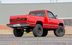 Rough Country - ROUGH COUNTRY 6IN GM SUSPENSION LIFT KIT (88-98 1500 PU 2WD) - 27130 - Image 2