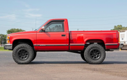 Rough Country - ROUGH COUNTRY 6IN GM SUSPENSION LIFT KIT (88-98 1500 PU 2WD) - 27130 - Image 4