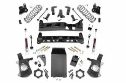 "2000-06 Chevy / GMC Avalanche - Rough Country - Rough Country - Rough Country 2000-2006 Chevy / GMC Avalanche / SUV 6"" NTD Suspension Lift Kit - 27920"