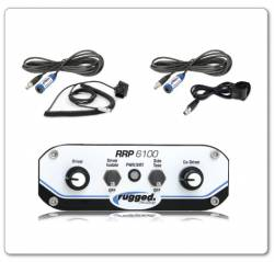 RUGGED RADIOS - RUGGED RADIOS RRP6100 2 Place Race Intercom System