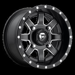 FUEL OFF-ROAD - Fuel Off-Road Maverick D538 | 15x7 - 4x110 | Black Milled | D5381570A444