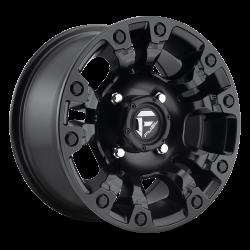 FUEL OFF-ROAD - Fuel Off-Road VAPOR D560 | 14x7 - 4x136 | Satin Black | D5601470A644