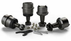 TeraFlex - Accessories - TeraFlex - Teraflex JK/JKU HD Dana 30/44 Upper & Lower Ball Joint Kit w/out Knurl - Set of 4