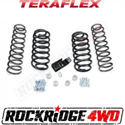 "Jeep TJ Wrangler 97-06 - TeraFlex - TeraFlex - TeraFlex Jeep Wrangler TJ 2"" Lift Kit Spring Box - 1141200"