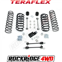 "Jeep TJ Wrangler 97-06 - TeraFlex - TeraFlex - TERAFLEX TJ/LJ 3"" Lift Kit - No Shocks - 1141350"