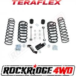 "Jeep TJ Wrangler 97-06 - TeraFlex - TeraFlex - TeraFlex TJ 4"" Lift Kit Spring Box - 1141400"