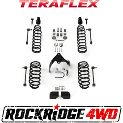 "TeraFlex - TeraFlex Jeep Wrangler JK 3"" Base Lift Kit *Select Model* - 1151202-1151200"