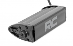 Rough Country - ROUGH COUNTRY 6-INCH CREE LED LIGHT BAR (SINGLE | BLACK SERIES) - 70707BL - Image 1