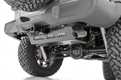 Rough Country - Rough Country JEEP MUFFLER SKID PLATE (18-19 WRANGLER JL) - 10599 - Image 2
