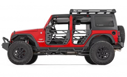 Rough Country - Rough Country JEEP STEEL TUBE DOORS (07-18 WRANGLER JK) - 10586 - Image 2