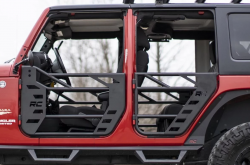 Rough Country - Rough Country JEEP STEEL TUBE DOORS (07-18 WRANGLER JK) - 10586 - Image 6