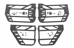 Rough Country - Rough Country JEEP STEEL TUBE DOORS (07-18 WRANGLER JK) - 10586 - Image 8