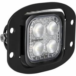 "VISION X Lighting - VISION X 3"" Flush Mount Kit With (2) 60° 4 LED Mini Dura Work Lights - Image 2"